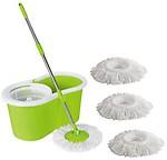 Famacart Easy Wet & Dry Mop Set Floor Polishers Wet-Dry Vacuums