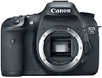 Canon EOS 7D SLR With KIT II