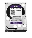 wd 2 tb surveillance grade hard drive for cctv / dvr 3.5'' sata