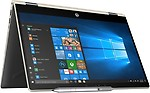 HP Pavilion x360 Core i3 8th Gen - (4GB/256 GB SSD/Windows 10 Home) 14-cd0078TU 2 in 1 (14 inch, 1.59 kg, With MS Off)
