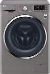 LG 10.5 kg Fully Automatic Front Load Washing Machine  (F4J8JSP2S)