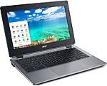 Acer Chromebook Celeron Dual Core - (2 GB/32 GB HDD/32 GB EMMC Storage/ C730-C890 Netbook(11.6 inch, Granite 1.44 kg)