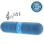 Portable Wireless bluetooth Pill Speaker