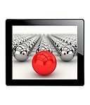 iBall Slide 3G 9728 Performance Series Tablet - Black & Silver