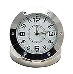 AGPtek Brand Smarthomes Digital Spy Clock Camera Rechargeable Portable Video Recording Upto 32GB