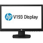 HP V193 18.5-inch LED Backlit Monitor (G9W86AA)
