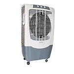 R.electronics platinum air cooler capacity 70 litre. red