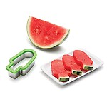 Shopo's Stainless Steel Watermelon Slicer Ice Lollies Shape Cutter
