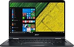 Acer Spin 7 Core i7 7th Gen - (8 GB/256 GB SSD/Windows 10 Home) SP714-51 Notebook(14 inch)