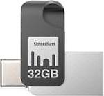 Strontium SR32GSLOTGCY 32GB Pen Drive