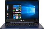 Asus ZenBook Core i5 8th Gen - (8 GB/256 GB SSD/Windows 10 Home) UX430UA-GV334T (14 inch, Blue Metal, 1.3 kg)