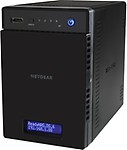 Netgear ReadyNAS 104 2.5 inch 4 TB Network Hard Disk