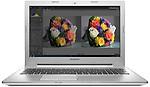 Lenovo Z50 (59-429607) Notebook (4th Gen Intel Core i5- 8GB RAM- 1TB HDD- 15.6 Inches- Windows 8.1- 4GB Graphics)