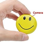 AGPtek Imported from China 720 * 480 Newest Smiley Face DVR Hidden Spy Mini Cam Recorder Camera