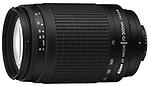 Nikon AF Zoom-Nikkor 70-300mm F 4-5.6G  4.3x  Lens
