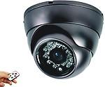 Vision TV-OUT Digital Video Recorder CC TV Camera (Black)