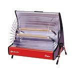 Bajaj Del Radiant Room Heater (Red)