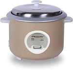 Butterfly AURA 2.8 Ltr BEIGE Electric Rice Cooker(2.80 L)