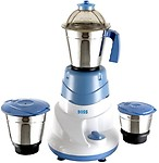 Boss All Time 500 W Mixer Grinder White and 3 Jars