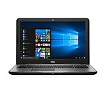 Dell Inspiron 15 5000 5567 15.6-inch (7th Gen Core i5-7200U/8GB/2TB/Windows 10 with Office 2016 Home and Student/2GB Graphics)