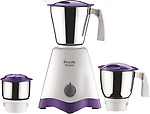 Preethi Crown 500 W Mixer Grinder 3 Jars