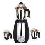 Rotomix 750watt Mixer Grinder with 3 Stainless Steel Jar (Red MA2019)