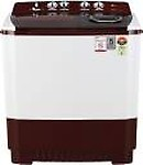 LG 11 kg 5 Star Rating Semi Automatic Top Load  (P1145SRAZ)