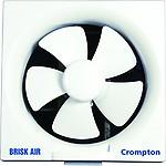 Crompton Briskair 8 inch white color fan