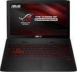 Asus ROG Core i7 6th Gen - (8 GB/1 TB HDD/Windows 10 Home/4 GB Graphics) GL552VX-DM261T Gaming (15.6 inch, 2.59 kg)