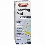 Cara Incorporated CRA11673 - Leader King Size LCD Electric Digital Moist/Dry Heating Pad 12 x 14