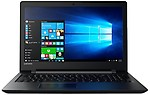 Lenovo Ideapad110 80TR0035IH 15.6-inch (A9-9400/4GB/1TB/Windows 10/Integrated Graphics), Black Texture