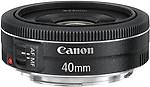 Canon EF 40mm f - 2.8 STM Lens