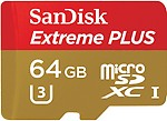 SanDisk Extreme SDXC UHS-I 64 GB Class 10 Memory Card