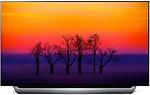 LG 164cm (65 inch) Ultra HD (4K) OLED Smart TV (OLED65C8PTA)