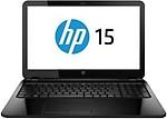 HP 15-r205TU Notebook Core i3 5th Gen/ 4GB/ 500GB/ DOS K8U05PA