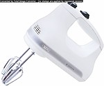 Orpat Ohm-217 White 200 W Hand Blender