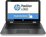 HP Pavilion Core i5 7th Gen - (8 GB/256 GB SSD/Windows 10 Home) Pavilion X360 2 in 1 (13.3 inch, SIlver &)