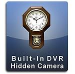 AGPtek Brand DVR PRO Pendulum Clock Hidden Camera with Built-in DVR