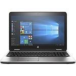 "HP Probook 650 G3 15.6"" Notebook, Windows, Intel Core i5 2.6 GHz, 8 GB RAM, 500 GB HDD, Black (1BS01UT#ABA)"