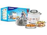 Panasonic SR-WA18GH 4.4 L Rice Cooker, Food Steamer