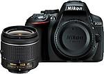 Nikon D5300 with DSLR Camera