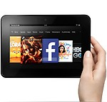 Amazon Kindle Fire HD Tablet 32 GB, Black