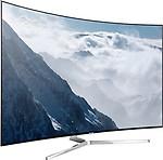 Samsung 138cm (55 inch) Ultra HD (4K) Curved LED Smart TV (UA55KS9000KLXL)