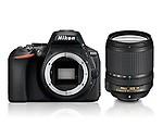 Nikon D5600 with AF-S 18-140MM VR Kit