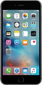 Apple iPhone 6s Plus (Silver, 16GB) price in India.