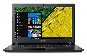 Acer Aspire 3 A315-51-356P, 15.6-inch Laptop (Core i3-6006u/4GB/1TB/Linux/InteL HD Graphics 520_Obsidian Black) price in India.