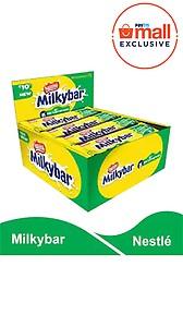 NESTLE  MILKYBAR 11GM (PACK OF 24)