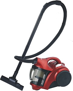 Inalsa Ultra Clean Cyclonic 1200W Dry Vacuum Cleaner (Red, Black) price in India.