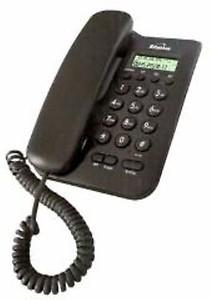 fab0ffc2d Binatone Spirit 200 Corded Landline Phone (White) Price In India ...