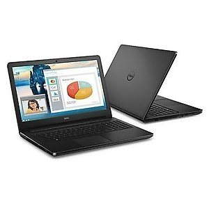 Dell Vostro 15 3558 15.6-inch Laptop (Core i3/4GB/500GB/Linux), Black price in India.